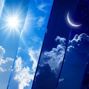 Tag- und Nachtrollos
