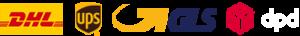 Plissando24 Plissee Rollo Versand DHL DPD UPS GLS